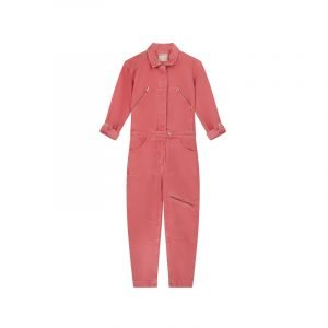 Roter Overall