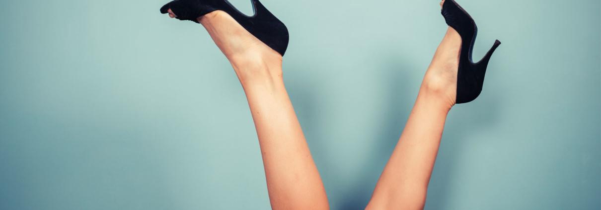 Venus-Beine