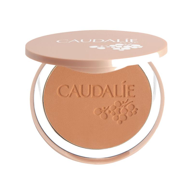 Mineral-Bronzepuder von ©Caudalie, 10 g, ca. 20 Euro