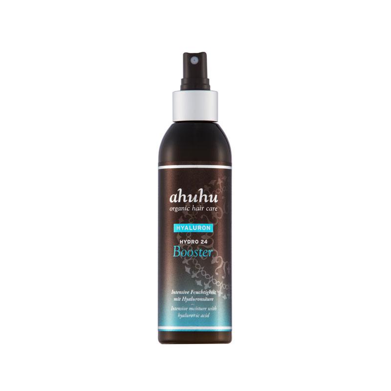 """Hydro 24 Booster"""" von ©ahuhu organic hair care, 200 ml ca. 19 Euro"""