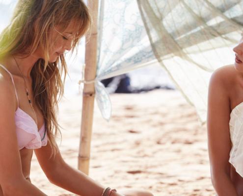 Sommer-Strand
