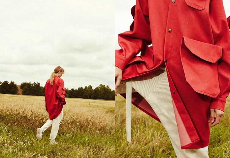 Coat: Starstyling Trousers: Hermione Flynn