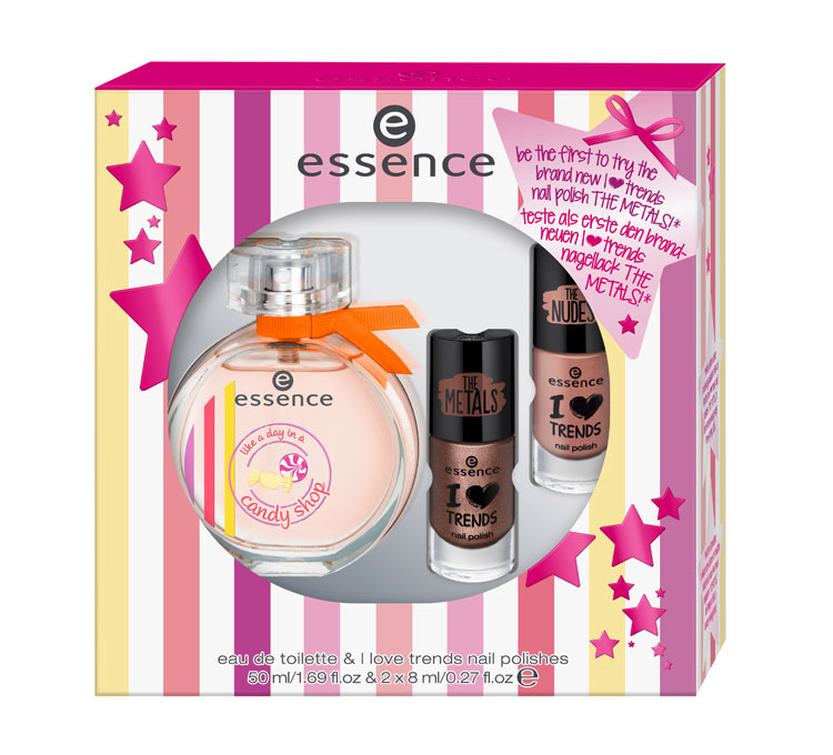 "© essence, ""like a day in a candyshop"" 7,99€"