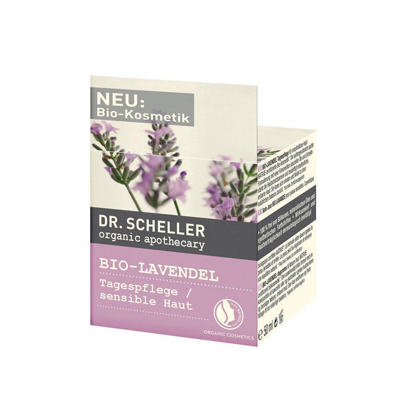 produktabbildung Dr. Scheller Bio-Lavendel Tagespflege