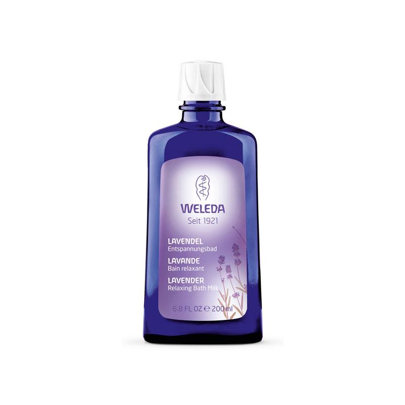 produktabbildung weleda lavendel entspannungs-bad