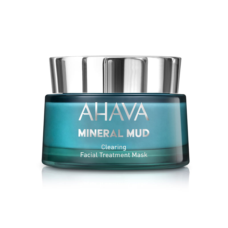 produktabbildung der ahava mineral mud clearing gesichtsmaske