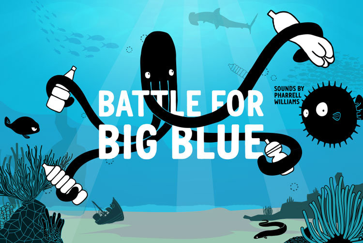 Battle for Big Blue by © G-Star RAW