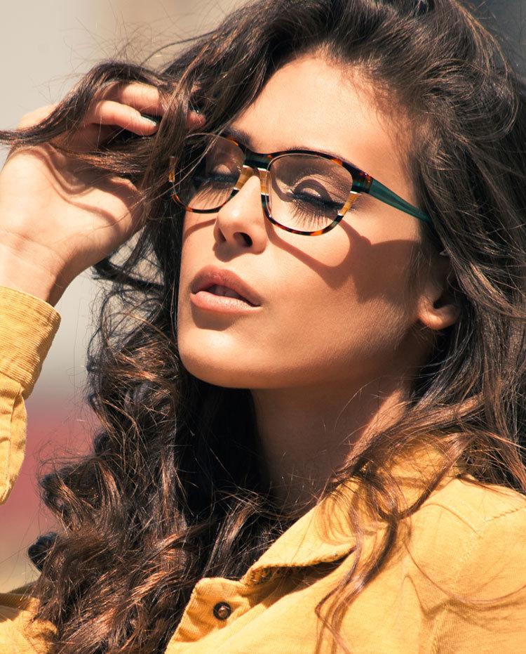 Frisur brillenträgerinnen