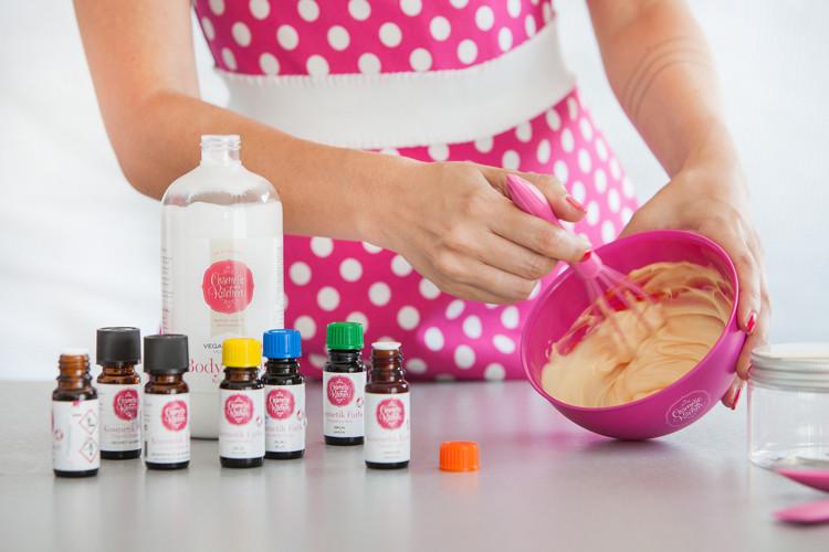 © Cosmetic Kitchen, Bodylotion so wie Du sie willst