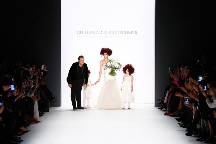 Guido Maria Kretschmer ©Mercedes-Benz Fashion