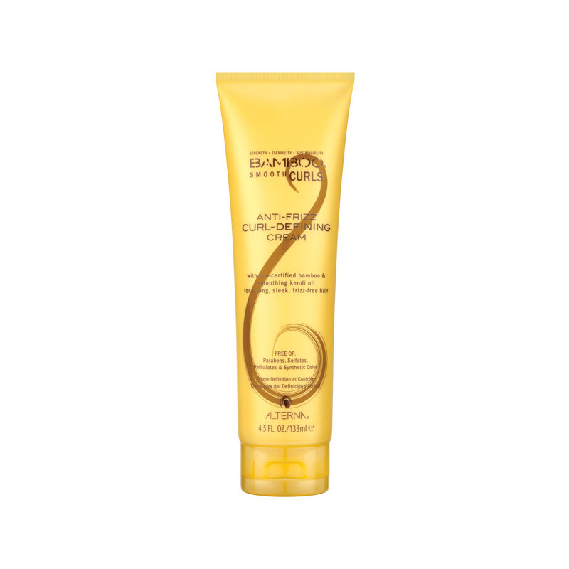 Anti-Frizz Creme Bamboo