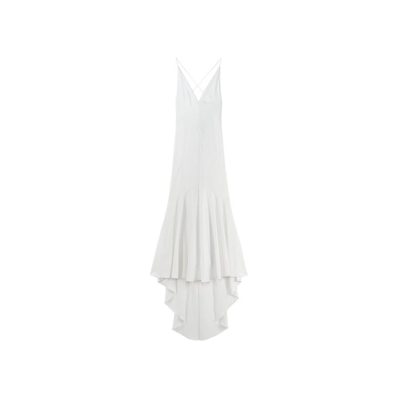 Schlichtes Brautkleid von ASOS BRIDAL