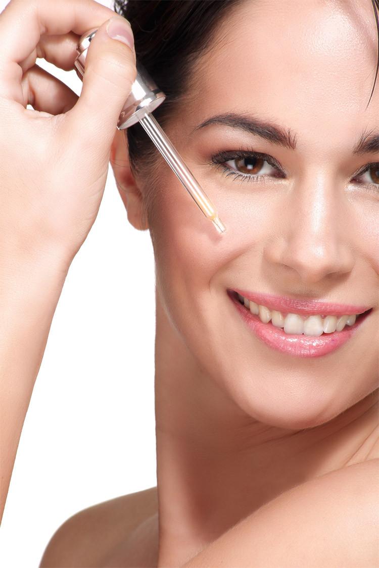 Beautyöle für die Gesichtspflege