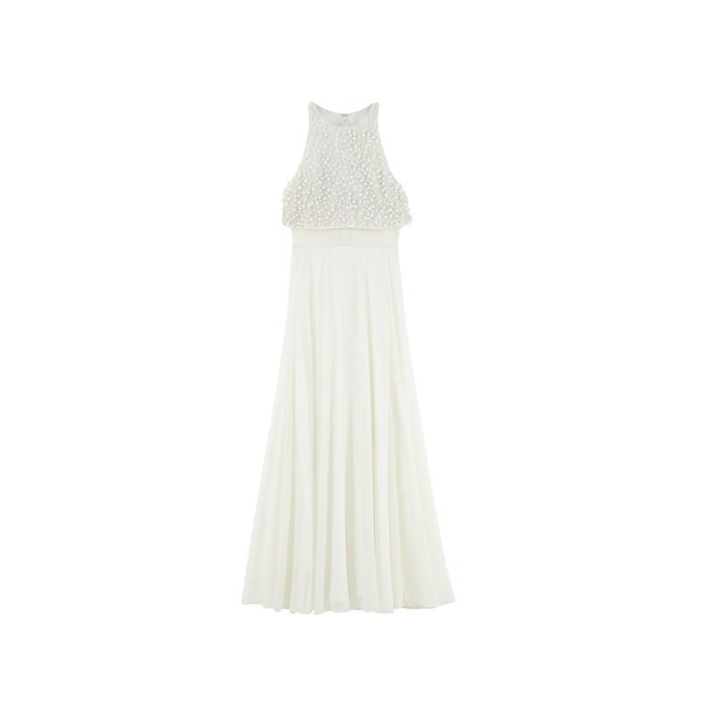 Brautkleid mit Perlenstickerei von ASOS BRIDAL