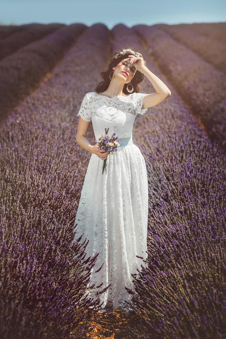 Brautkleider mit Tradition von Lena Hoschek