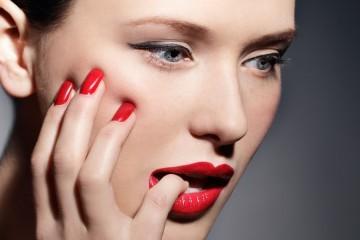 Nagelformen für die Fingernägel