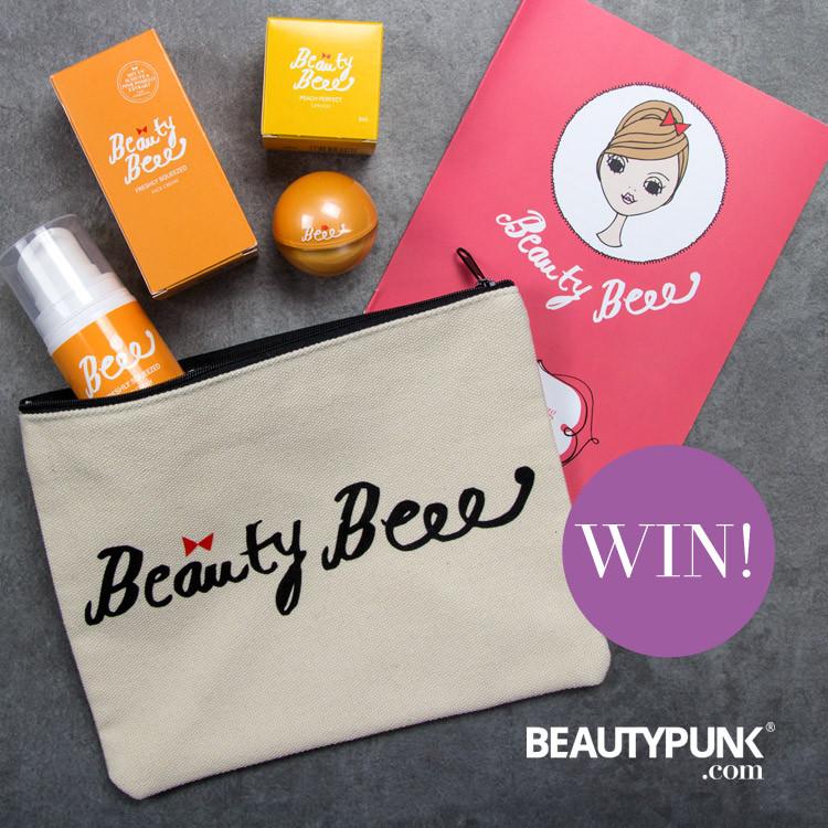 Gewinnspiel Kennenlernset Beauty Beee