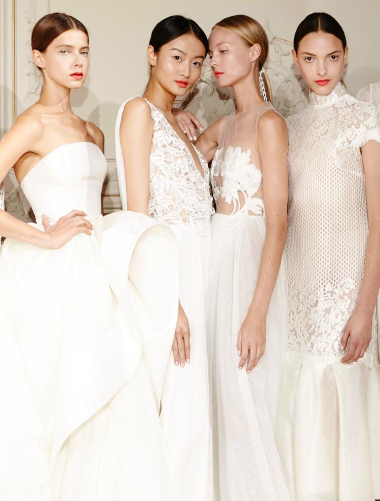 Brautmode von Kaviar Gauche