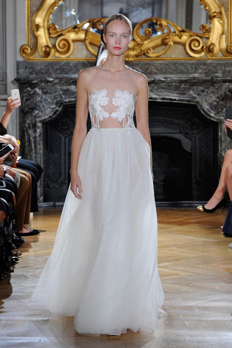 Kaviar Gauche White Iris Dress