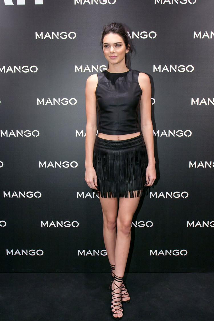 Kendall Jenner ist neues Kampagnengesicht für Mango