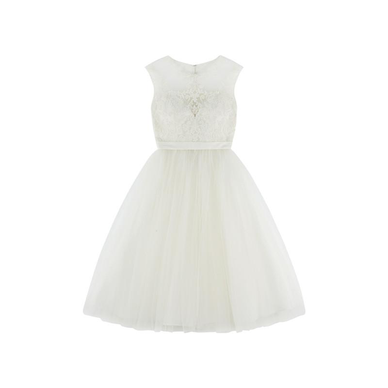 Kurzes Brautkleid aus Tüll von ASOS