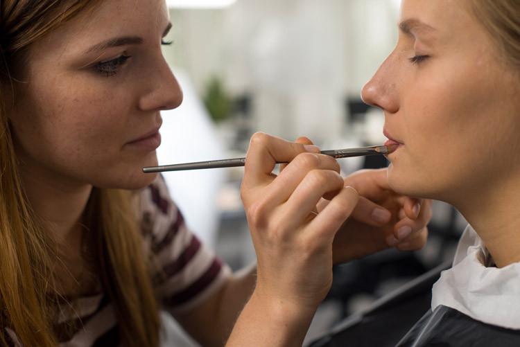 Make-up über 50 anwenden