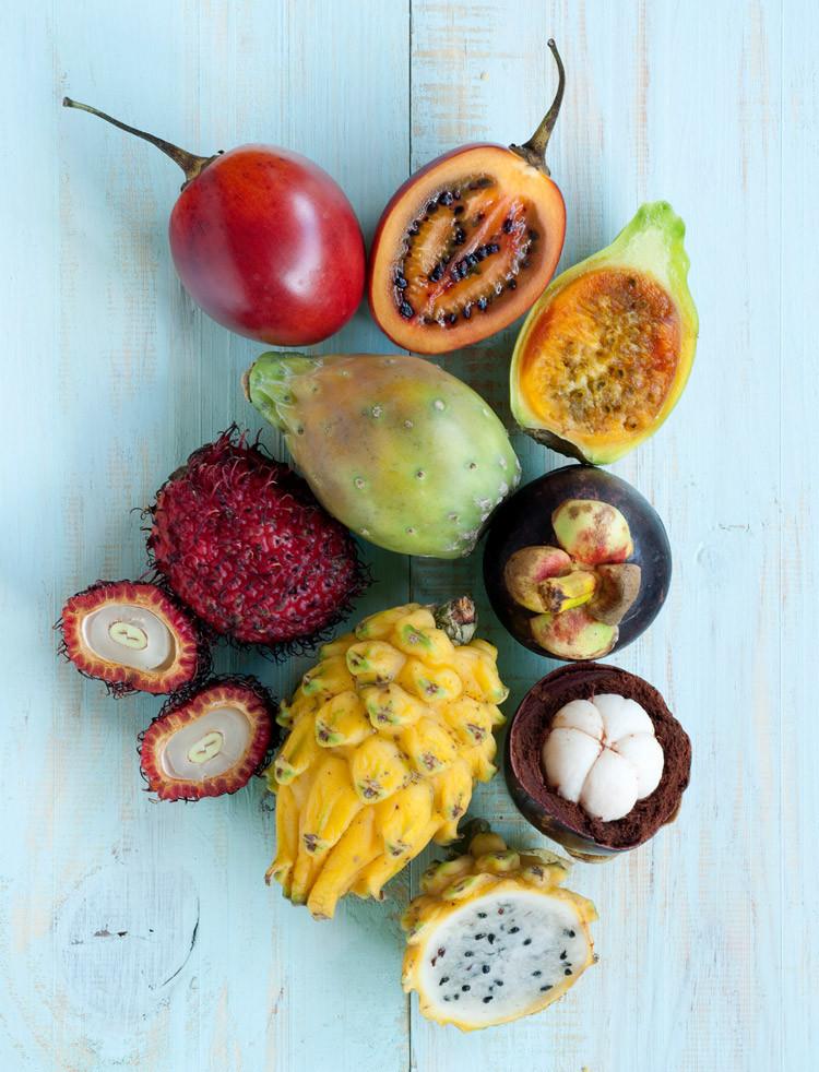 Obst- und Gemüsesäfte