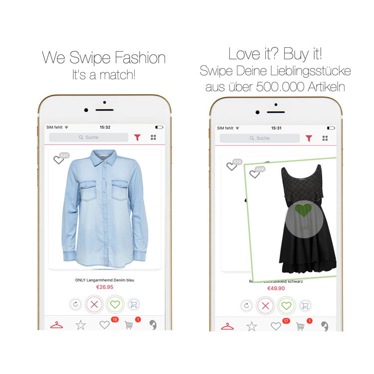 Online Shopping mit Swipy