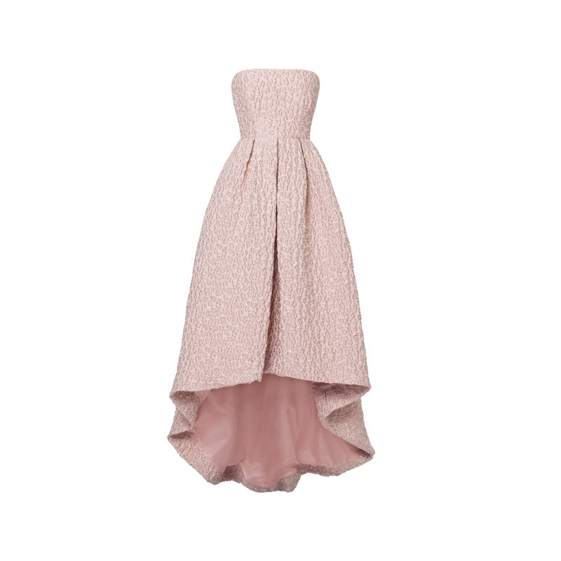kleid puder