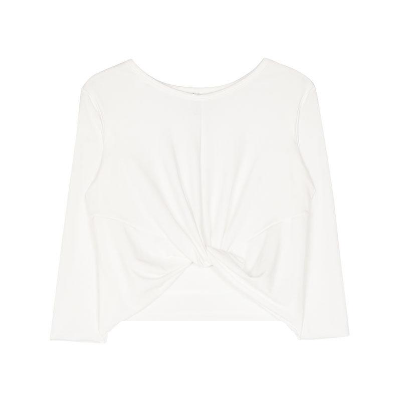 Weisses Shirt von Stradivarius