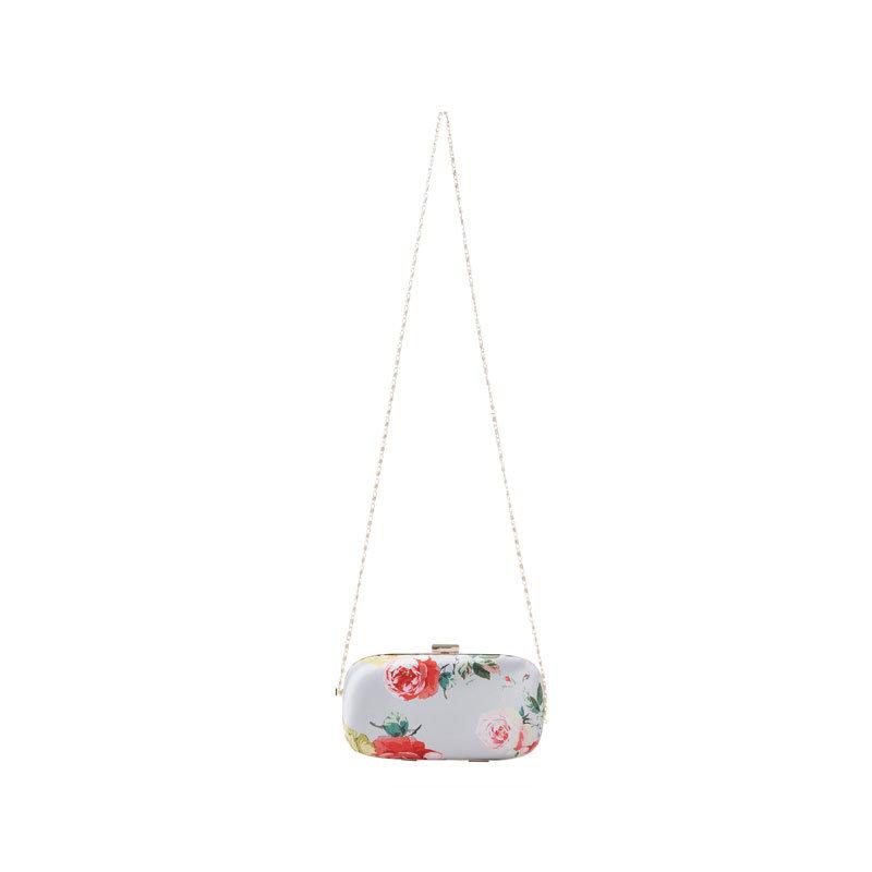 Florale Tasche von Asos