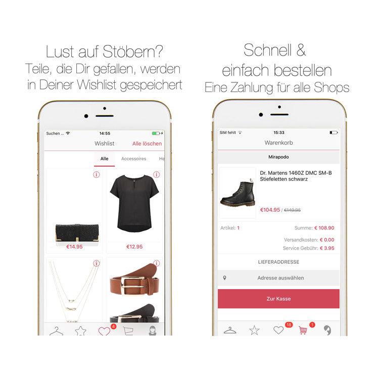 Fashion App Swipy