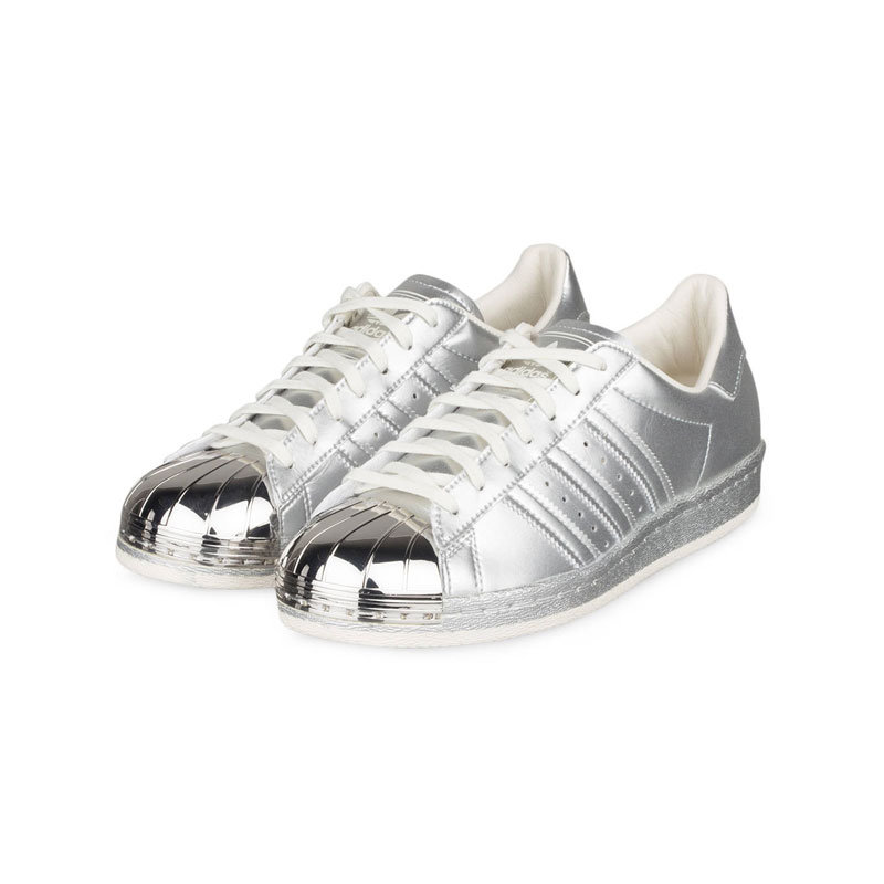 b5d5a08189ab8a Silberne adidas Sneaker – BEAUTYPUNK