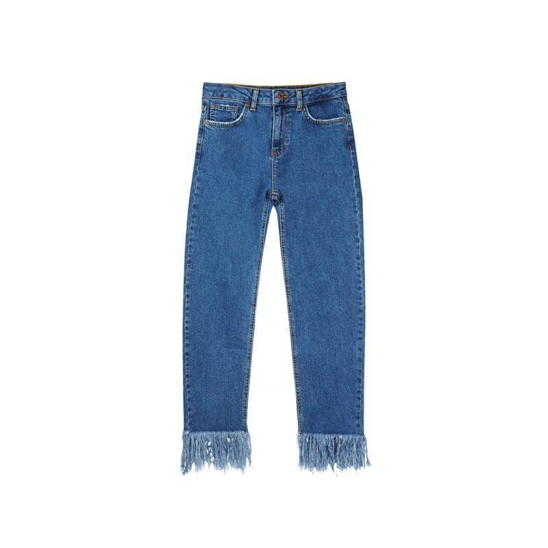 must have der saison fransen jeans beautypunk. Black Bedroom Furniture Sets. Home Design Ideas