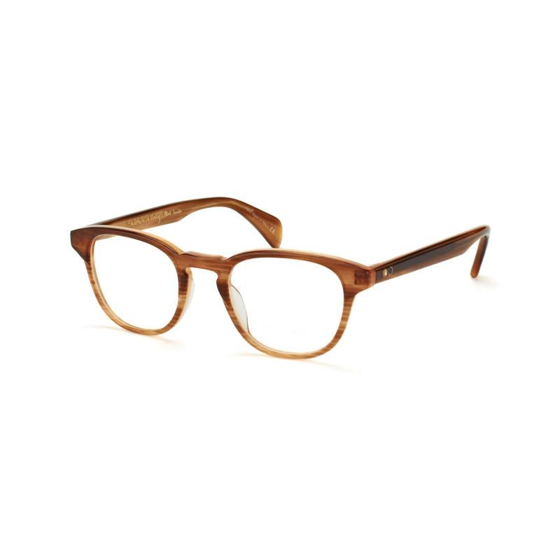 Braune Brille
