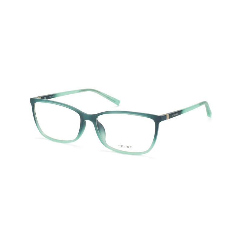 Türkise Brille