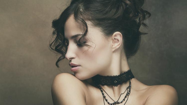 Trend: Choker Halsketten