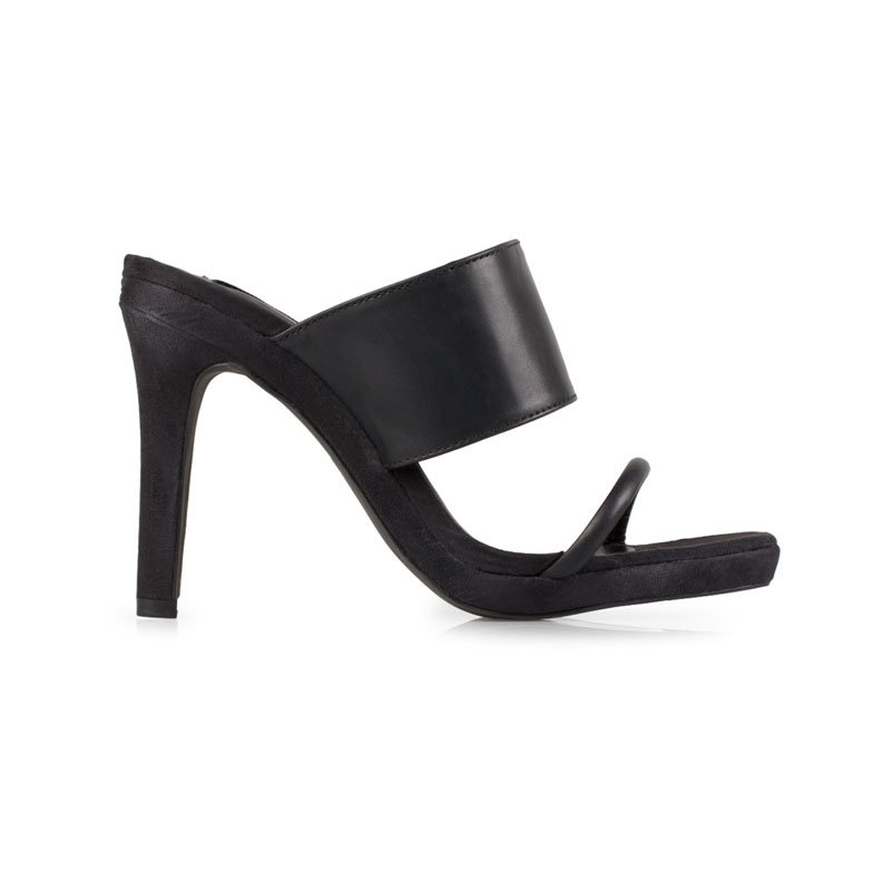 High Heels Mules von NLY Shoes