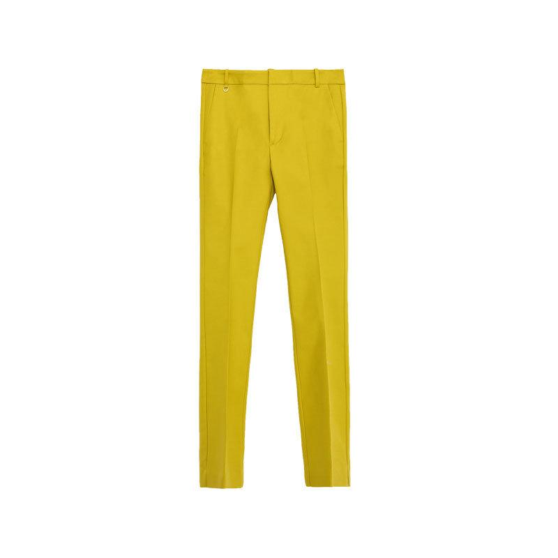Gelbe Hose von Zara
