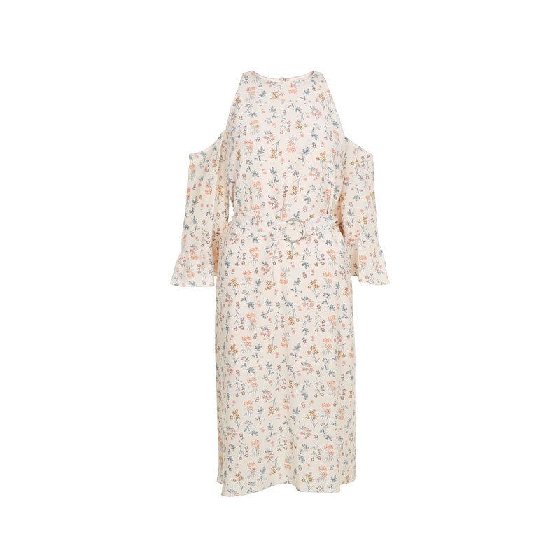 Kleid mit Cut-Outs von New Look