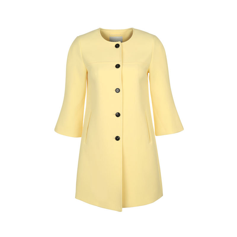 Gelber Mantel von mint&berry
