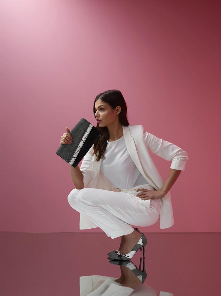 Modefarbe Weiß