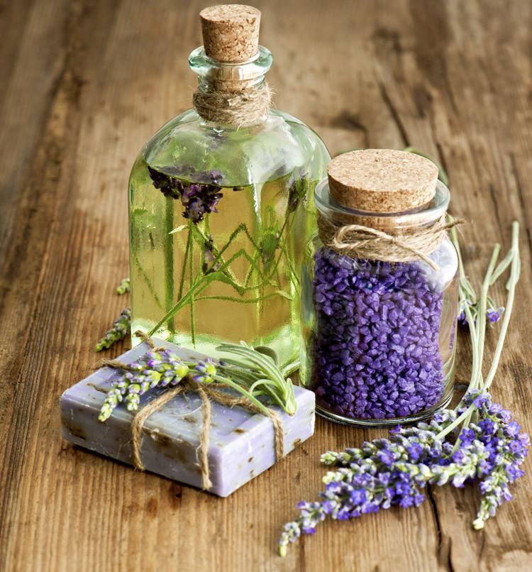 Naturpflege und Kosmetik