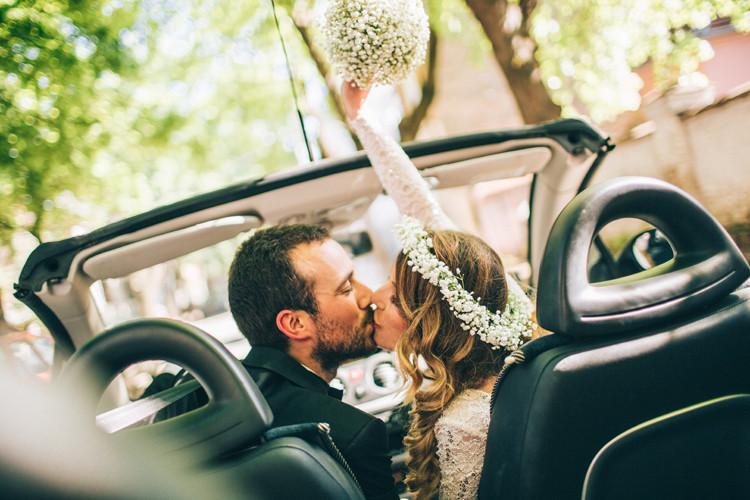 Planung der Hochzeit