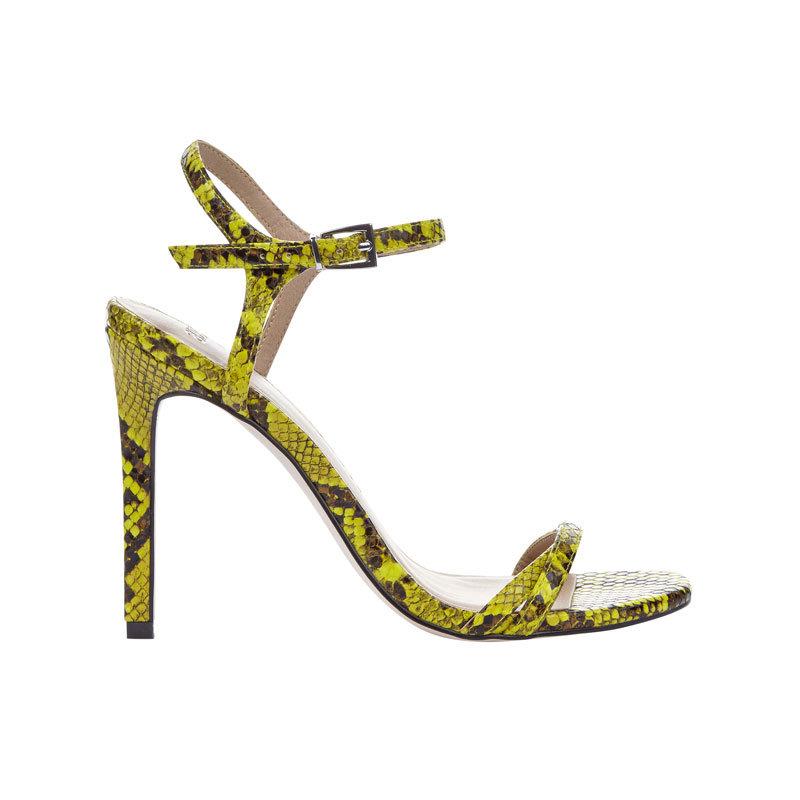 Gelbe Sandale von ASOS