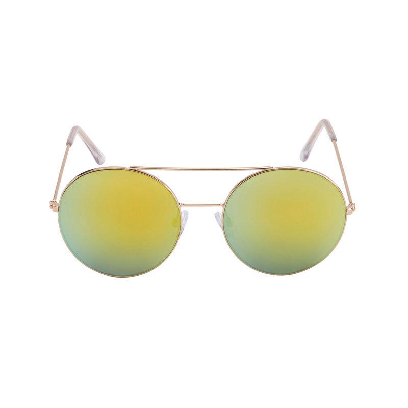 Gelbe Sonnenbrille von Gina Tricot