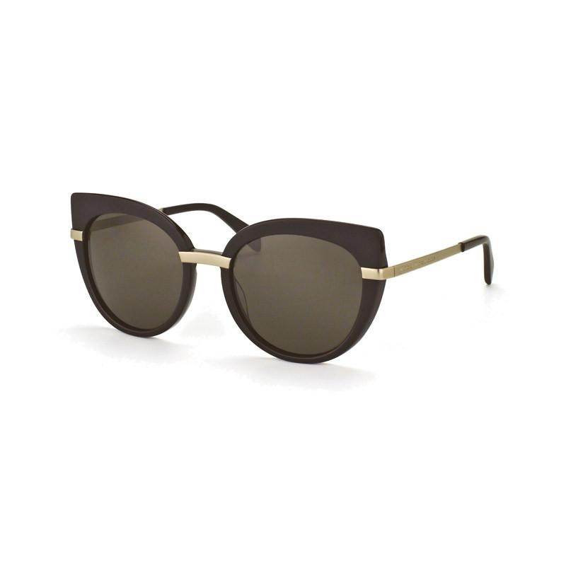 Sonnenbrille mit Katzenaugen