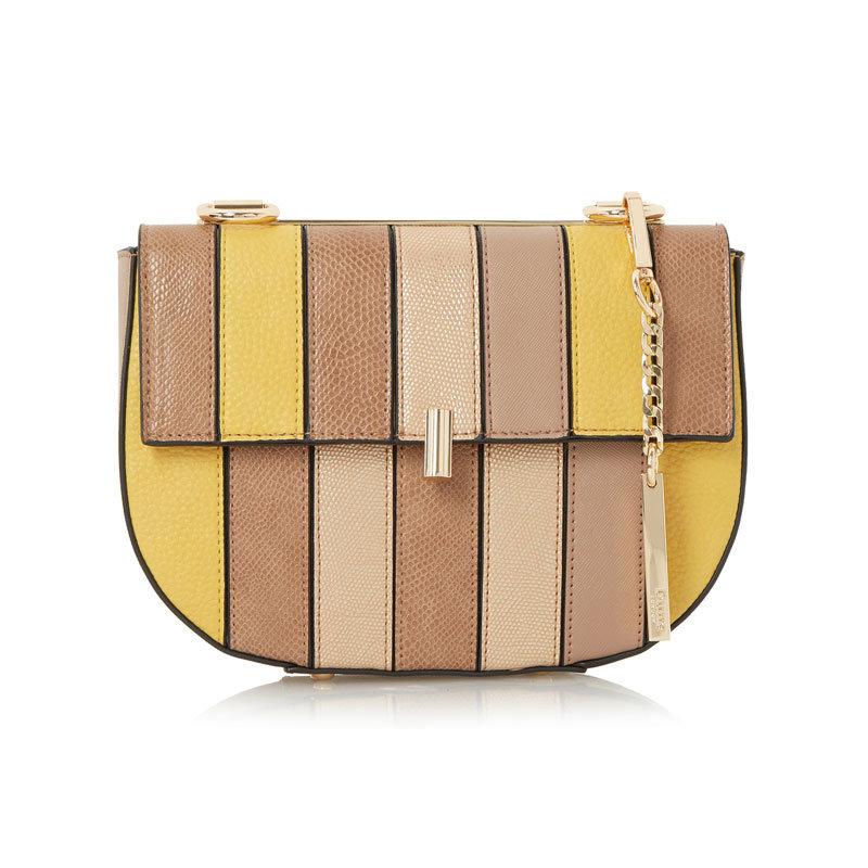 Mini-Bag mit Streifen von Dune