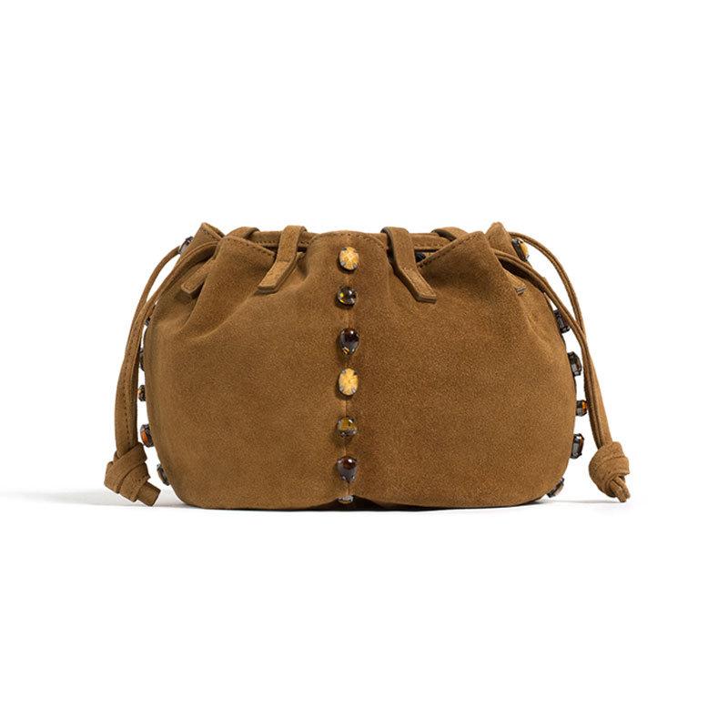Kleine braune Tasche von ZARA