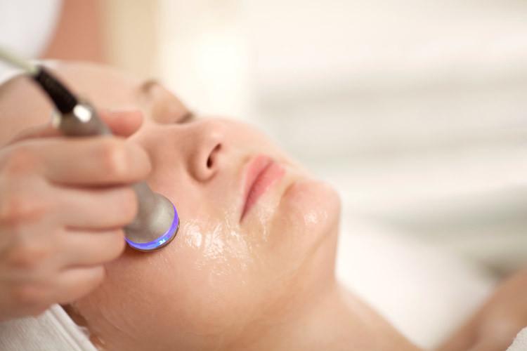 Ultraschall-Behandlung